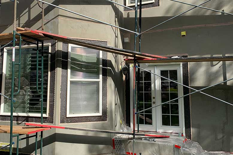 Stucco Resurfacing Services